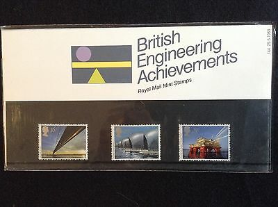 GB Royal Mail 1983 Presentation Pack #144 ENGINEERING - Low S&H