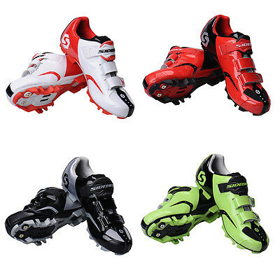 New Mens Women Sidebike Cycling Shoes Breathable Cycle Road Bike Sport Shoes