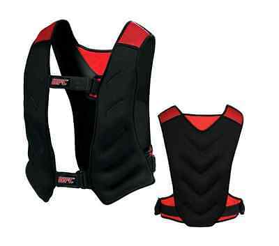 Vest Ufc Weighted Fitness Training Workout Exercise Gym 15 lb MMA Jacket Running