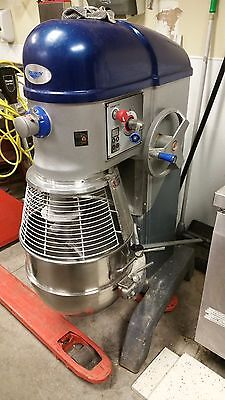 Vollrath 40760 60 Qt. Commercial Planetary Floor Mixer FREE SHIPPING IN 48 STATE