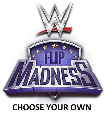WWE Flip Madness - Choose From List