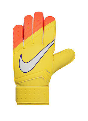 Goalkeeper Gloves Nike Gk Match 3 Sizes (Youth To Adult) New For 2016