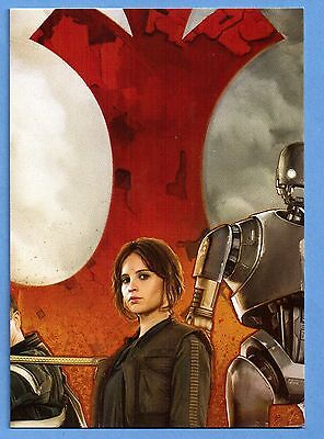 Topps Star Wars Rogue One Karte Nr.97