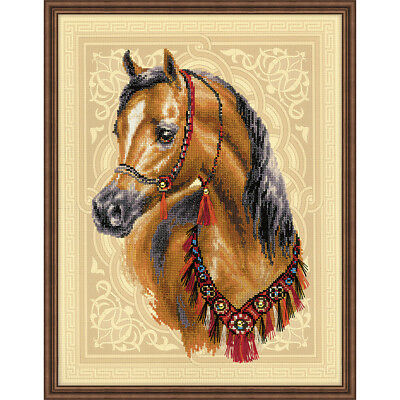 NEW Arabian Horse- Needlework