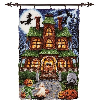 NEW Haunted House- Needlework