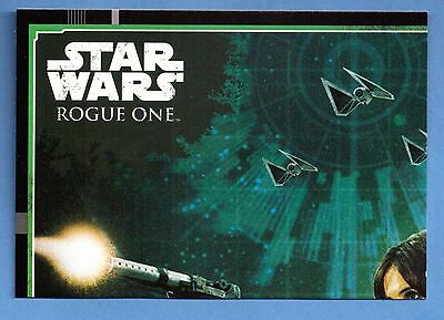 Topps Star Wars Rogue One Karte Nr.111