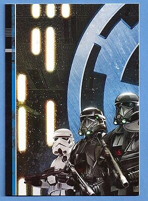 Topps Star Wars Rogue One Karte Nr.105
