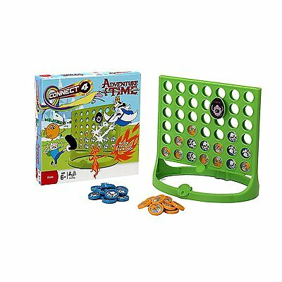 ADVENTURE TIME CONNECT 4 Board Game Children Family BRAND NEW SEALED XMAS GIFT