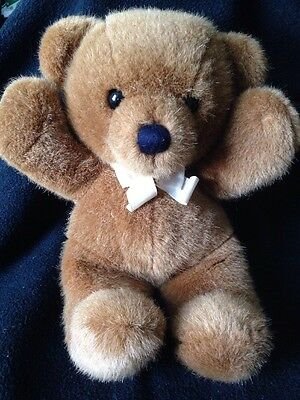 1979 Vintage Dakin Brown Cuddles Bear Plush Teddy Stuffed Animal Rare 15 in