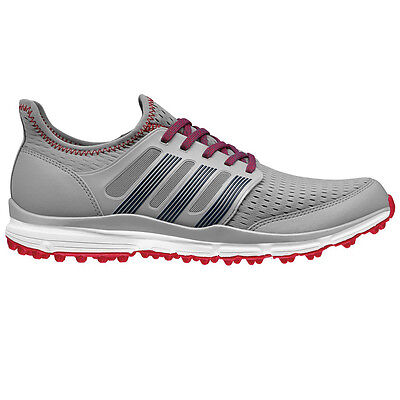 Adidas Climacool Spikeless Mens Golf Shoes - Midnight Grey