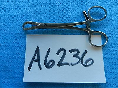 Zimmer Surgical Orthopedic 6-3/4in Serrated Reduction Forceps 4816-07