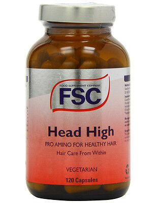 FSC Head High Pro Amino for Healthy Hair - 120 Capsules