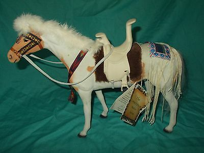 The Limited Edition Warrior Series Indian Wind Rider's Horse Native American HTF