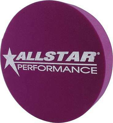 Allstar Performance Foam Wheel Mud Plug 3 in Thick Purple P/N 44195