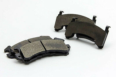 AFCO RACING PRODUCTS GM Metric Calipers C1 Compound Brake Pads P/N 1251-1154