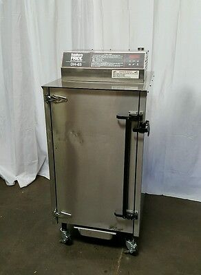SOUTHERN PRIDE SMOKER BBQ Pits and Smokers Model DH65 Electric