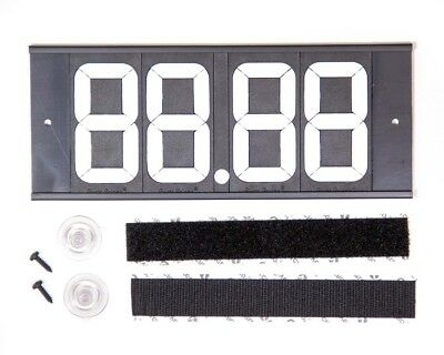 BIONDO RACING 4 Digit Dial-In Board P/N DB-1246