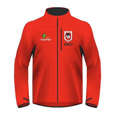 St George Dragons 2017 NRL Running Jacket 'Select Size' S-3XL BNWT