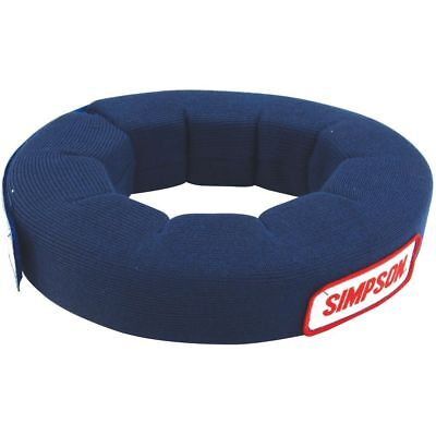 SIMPSON SAFETY Blue SFI-3.3 Neck Support P/N 23022BL