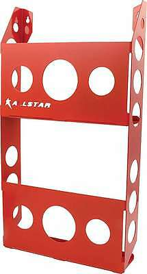 Allstar Performance Red Double Magazine Rack P/N 12243