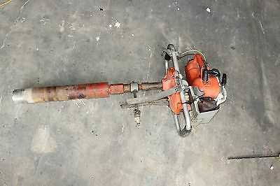 STIHL BT4309 2 Stroke Concrete Hole Digger + 9 Attachments