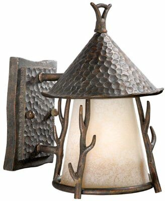 Vaxcel Lighting Woodland Autumn Patina Outdoor w/ 1 Light 100W - WD-OWD070AA NEW
