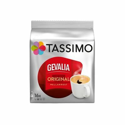 Tassimo Gevalia Original Mellanrost (16 servings)