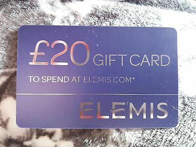 Elemis £20 discount code off £80 spend and free delivery from Tatler magazine