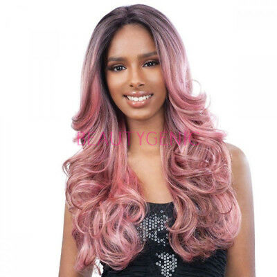 FreeTress Equal Premium Delux Synthetic Lace Front Wig – Emilia