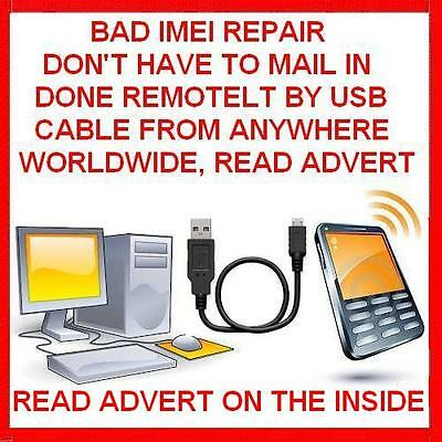 Samsung S4 I337 I337M M919 M919V I9505 i537 IMEI REPAIR by USB DONT NEED TO MAIL