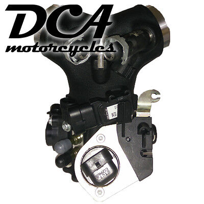 Harley-Davidson 27618-06A Throttle Body complete Assembly Black