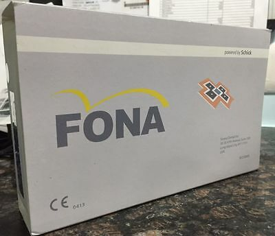 Dental FONA CDR X-Ray RVG System By Schick CDR Sensor Size 1 With Warranty