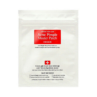 [COSRX] Acne Pimple Master Patch  1pack (24pcs) + ( Free Sample)/Korea cosmetic