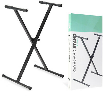 Stagg KXS-A4 X Style Keyboard Stand Black