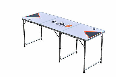 Smaller size 6ft beer pong table beer-pong.eu