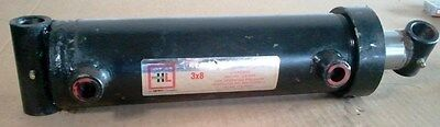 """WELDED CYLINDER 3"""" BORE x 8"""" STROKE 1 3/4"""" DIA ROD / SPECIAL CLOSEOUT PRICE!!!!"""
