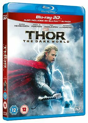 Thor: The Dark World (3D Edition) [Blu-ray]