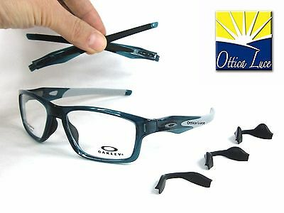 Oakley Crosslink MNP 8090 05 Polished Aurora/Grey cal 53 Tecnologia TruBridge™