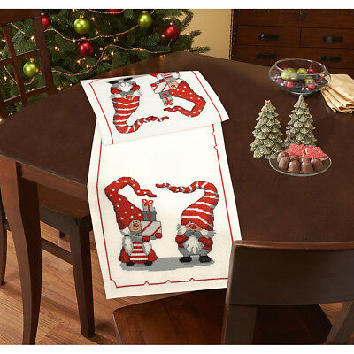 NEW Elves Table Runner- Needlework