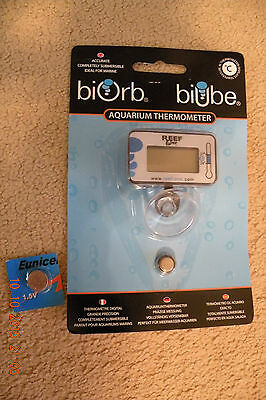 Biorb Biube Reef One Digital Thermometer For 30/60 • EUR 7,60