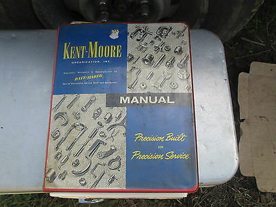 Kent - Moore Manual 1961 Buick