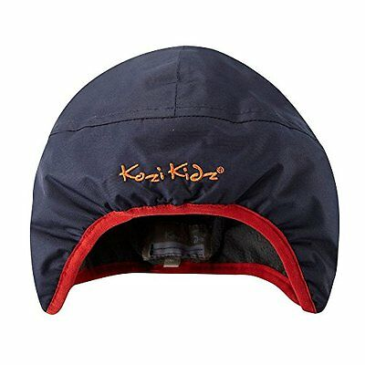 Kozi Kidz Kids Early Years Waterproof Rain Hat - Navy, Medium