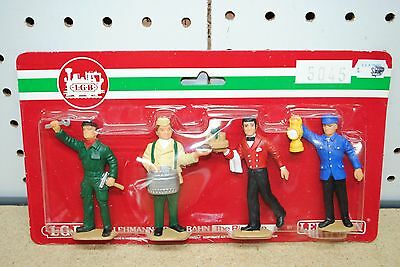 LGB 5045 Train Station Figures *G-Scale* NEW
