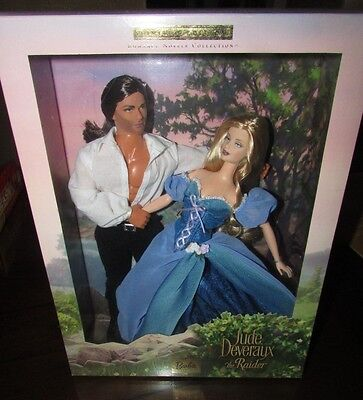Jude Deveraux The Raider Barbie Limited Edition 2003 Romance Novels Collection