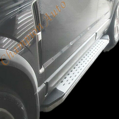Holden Colorado Double Cab Aluminum Side Steps Running Boards 2012-2016 (CMP16)
