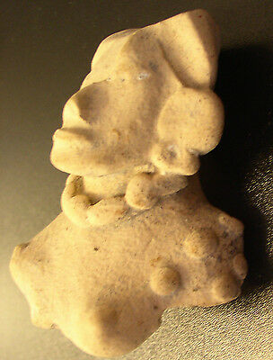 CHUPICUARO Pre-Columbian Female Fertility Effigy 400 BC -100 AD