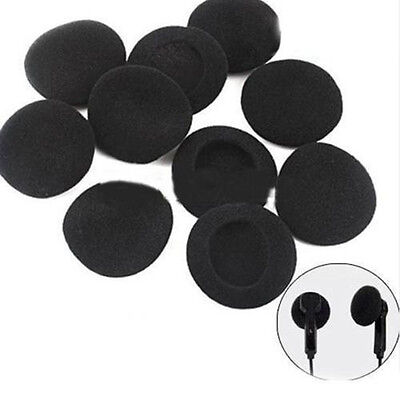 10pcs/lot 35/40/50mm Foam Replacement Ear Cushions Earpads Covers for Headphones