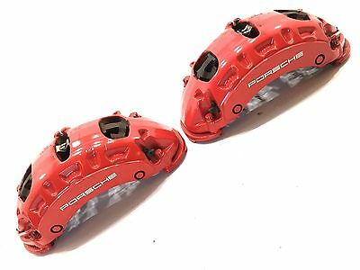Porsche 991 996 997 Cayenne Macan Brembo 6 Pot Piston Brake Calipers AP Racing