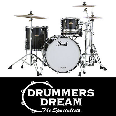Pearl Masters Maple Reserve MRV Twilight Burst 3 Piece Drum Kit Brand New