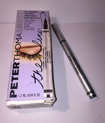 Peter Thomas Roth Lashes To Die For The LINER in Black 0.04 fl.oz. New in box